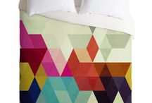 bedding / by Nicki Batchelor