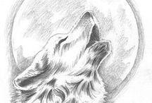 Love wolfs