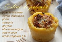 ricette polenta