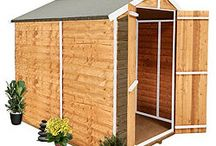Sheds / Cheap but sturdy sheds.