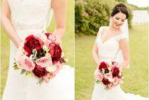 HGPD | Maroons, Magentas, Red Wedding Inspiration / Weddings: Maroon, Magenta Inspiration