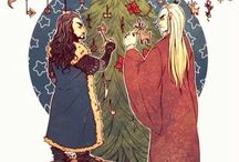 Middle Earth Christmas