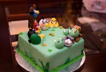 Angry Birds Birthday Party Ideas / by D B