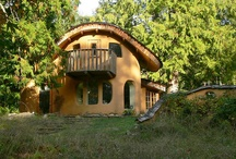Cob + Yurts + Self sufficient living