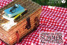 summer crafts & activities