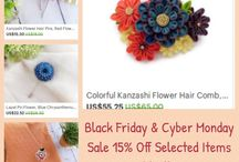 Pin Your Sales Event / Sale & discount promo for handmade, handmade supplies & vintage small businesses #sale #discount #handmade #vintage #cyberweek #christmassale #summersale #backtoschool