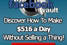 ADVERTISING / Free Facebook Training.  The Get Paid From FB program shows you how to get paid without selling anything