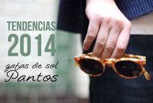Tendencias gafas de sol 2014