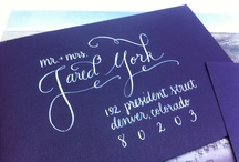 Modern Calligraphy + Hand-Lettering