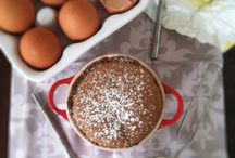 Sweet Treats / Dessert recipes using eggs