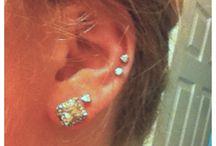 ear pierchings/jewels•◆•