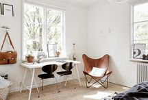 Dorm/Apartment Room Ideas / by Katharine Smith