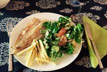 Home made cooking / Wat eten wij vandaag