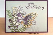 Papercrafts - Butterfly Basics