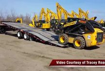 Videos of Felling Trailers in Action / A collection of videos demonstrating various capabilities of Felling Trailers.