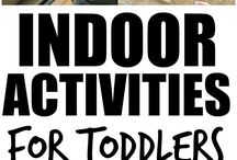 Toddler activities