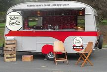Retroevents / Our wonderful vintage and retro caravans that we hire out for special occasions