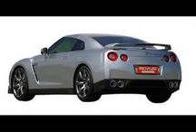 NIssan GT-R Type R35