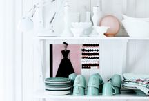 Mint & Pink House