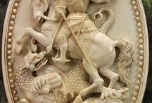 St George & the Dragon Jewellery