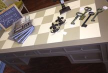 Chalk Paint® Coco / Furniture and items painted with Chalk Paint® in color Coco.