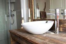 Ideas for the bathroom!