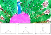 tegning for børn