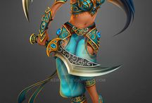 cosplay princesas armadura