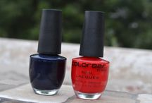 Nail Trends / All about  nail polishes and nail arts. Nailpolishes suitable for Indian skintone.