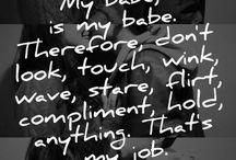 my quotes lol