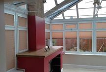 Latest Project Conservatory roof insulation Before and After / Our Latest Project Conservatory roof insulation