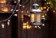 Light Up / Stunning ideas for lighting. / by Valerie Thorpe