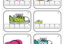 Measurement and data / by Whitney-Santos Tapia