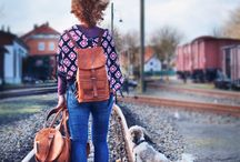 Leather bags / Would you like to collaborate with this board? Just send us a mail! :-) Leather bags don't just look good, they are your trusty companions wherever you go!