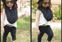 Toddler Style / by Erin Schiller