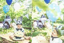 First birthday / Boy birthday