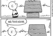 Snoopy comic strips