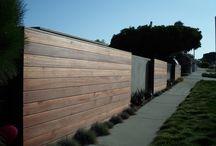 drevené ploty