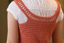 Crochet/Tops & Blouses