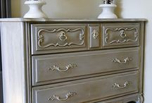 Dressers, Shelves, & Cabinets / Amazing Collections!  / by Tiffany Zimmerman