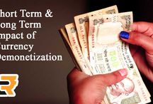 Demonetization - Currency Change In India