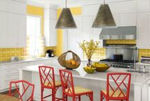 Home - Kitchen / by Meg Lyonnais