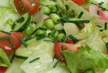 Food: Vegetable Salad