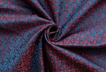 Brocade / Our brocades, that are used for accessories...