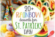 St. Patrick's Day / St. Patrick's Day crafts, St. Patrick's Day activities, St. Patrick's Day outfits, and more.
