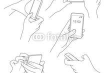 Drawing - Hand
