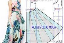 Corte Costura / Modelos