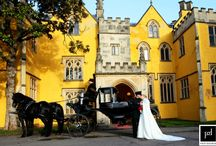 Ashton Court Manion wedding venue / Ashton Court Mansion in Bristol offers the most glorious 'Quintessentially English' setting for a perfect wedding day