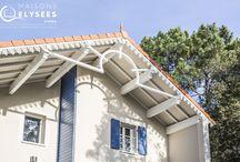 Maisons neuves : photos de réalisations / Découvrez des maisons d'exception, construites par Maisons Elysees Ocean, constructeur leader en Charente Maritime