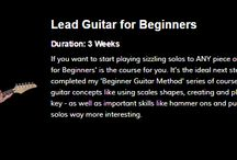 Beginner to Advanced Guitar chords guide / Now just imagine what it would be like if you could take any tricky chord and 'program' your hands how to play it in just a few minutes. http://beginnerguitarchordsguide.com Pretty cool, right?  Now take it one step further. Imagine you could take whole sets of tricky chords and ingrain them deep in your subconscious mind. So they would be ready to play perfectly. Anytime you wished to call them up.  All of this using a quick and simple technique.  / by learn guiter chords online